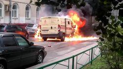 Из автомобиля инкассаторов Альфа-банка в Москве похитили 50 млн. рублей