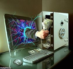 Хакеры обворовали российский банк более чем на 100 млн. рублей