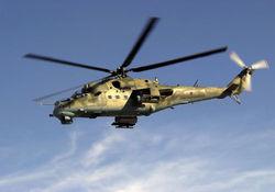 На Луганщине террористы сбили вертолет МИ-24 – погибли члены экипажа