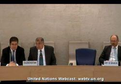 Представитель Узбекистана дал гневную отповедь критикам в ООН