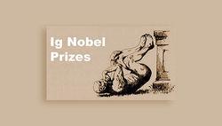 Лауреатов Шнобелевки назовут сегодня в Гарварде