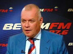 """Путин наградил орденом директора ИА """"Россия сегодня"""" Киселева"""