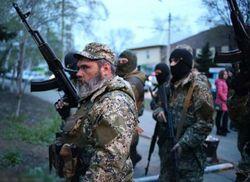 Территория, контролируемая боевиками, уменьшилась на три четверти – СНБО