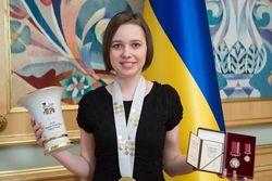 Украинку Марию Музычук назвали лучшей шахматисткой года