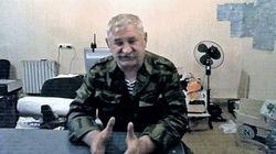 Российский атаман Козицын не пустил миссию ОБСЕ на блокпосты в Донбассе