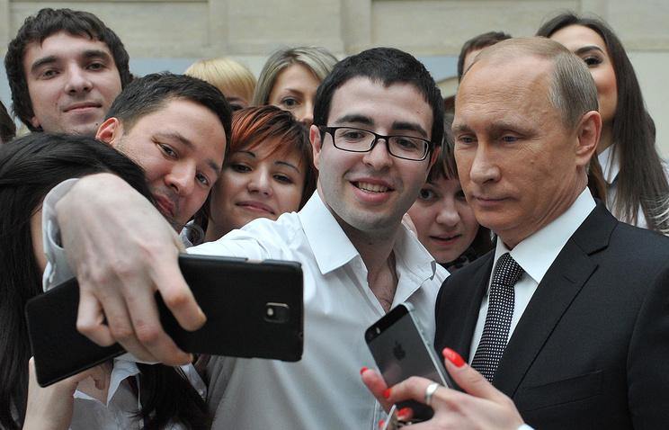 Путин даже расплакался в ходе предвыборной гонки