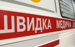 Шофер автобуса, столкнувшегося с поездом в Сумской области, не травмирован