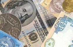 Курс гривны к доллару и евро на Форексе находится под значительным давлением