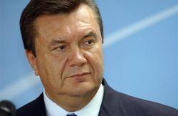 Президент Янукович сегодня молился за соборность и свободу Украины в Лавре