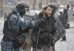 """В Украине предлагают вслед за """"Беркутом"""" расформировать """"Кобру"""""""