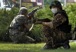 Повтор Беслана: террористы захватили школу в Горловке
