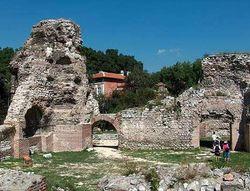 Недвижимость Болгарии: в Варне отреставрируют римские бани