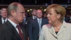 Песков: Встреча Путина с Меркель ценится на «вес золота»