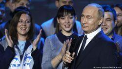 Россияне обожают Путина