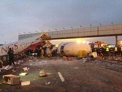 Одной из причин аварии Боинга в Казани могло быть плохое топливо