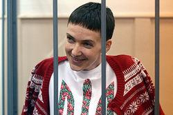 Савченко прекратит голодовку, если ее переведут на домашний арест