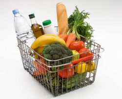 Цены на продукты питания меняются не по курсу гривни к доллару и евро