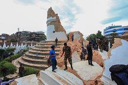 От землетрясения в Непале пострадало 6,6 млн. человек – ООН