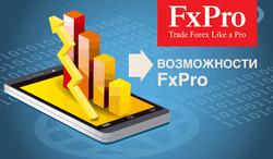 Компания FxPro снизила спреды по главным торговым инструментам на Форекс