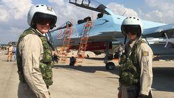 Сегодня Россия может начать уничтожение боевиков в Сирии