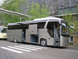 С 1 июля возобновляется автобусный маршрут Минск-Киев