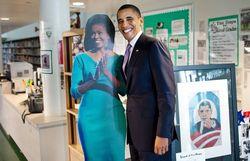 Барак и Мишель Обама оценили свое состояние в 2-7 млн. долларов