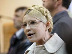 Юлия Тимошенко выйдет на свободу по закону, принятому Радой