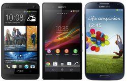 В конце 2-го квартала на рынке появятся мини-варианты Samsung, HTC и Sony