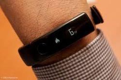 CES 2014: LG представила браслет Lifeband Touch для здорового образа жизни