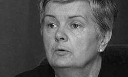 Ушла из жизни Леся Гонгадзе - мать журналиста Георгия