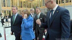 Меркель оценила эффективность реформ в Украине