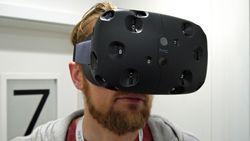 Шлем виртуальной реальности HTC Vive обойдется в 800 долларов