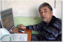 Правозащитник Икромов не смог поехать на форум ОБСЕ