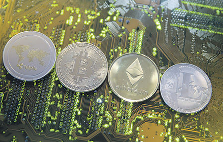 Над криптовалютами сгущаются тучи