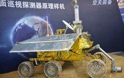 Китайский луноход «Юйту» сломался