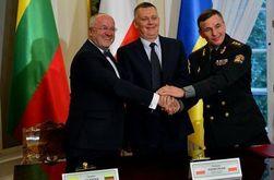 Украина, Польша и Литва создадут совместную военную бригаду – Соглашение уже подписано