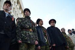 """В Севастополе распускают """"народное ополчение"""""""