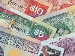 Курс доллара падает к сингапурскому доллару на фоне роста внешней торговли Сингапура с РФ
