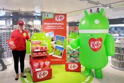 Доля KitKat на Android-рынке продолжает расти