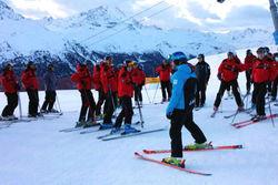 Из горнолыжной школы в Швейцарии выгнали русскоговорящих латвийцев