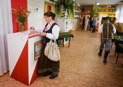 Президентские выборы проходят сегодня в Польше