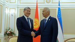 Кыргызстан намерен улучшить отношения с Узбекистаном