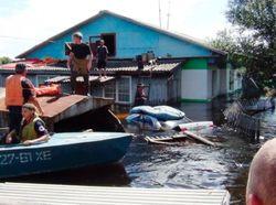 Пострадавшие от паводка в Амурской области просят об отсрочке выплат по кредитам