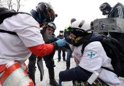 В Киеве произошла перестрелка между сторонниками Майдана - есть раненные