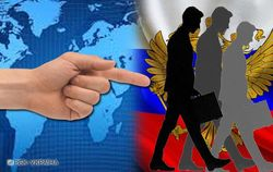 В Москве отреагировали на высылку дипломатов РФ