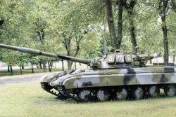 В Нацгвардию отправили десять танков Т-64Б