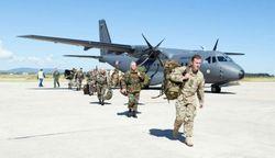 Войска НАТО и ЕС получили разрешение на проведение учений в Украине