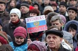 В Луганске приняли решение о проведении референдума
