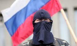 Из Крыма на Херсонщину едут российские БТР