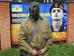 Семенченко: Танки у нашей границы – давление на психику, не более того